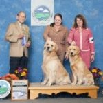 Max and Molly win pictures both majors in Salem VA 2017