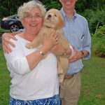 mmsy and hubby and tucker